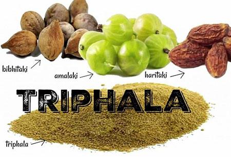 داروی تریفالا ، خواص گیاه تریفالا