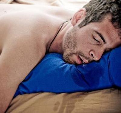 علت ریزش آب دهان در خواب, درمان ریزش آب دهان در خواب