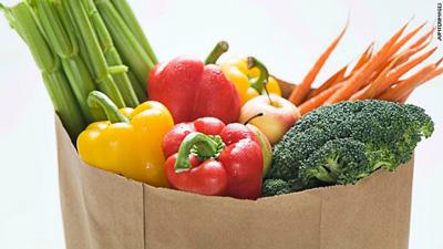 رژیم غذایی برای کاهش وزن, برنامه غذایی کاهش وزن