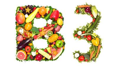 تاثیر ویتامین b3 بر رفتار انسان,ویتامین b3 نیاسین