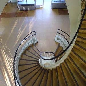 تمیز کردن پله های سنگی,http://mihanfaraz.ir