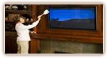 چگونه تلويزيون LCD را تميز کنيم؟