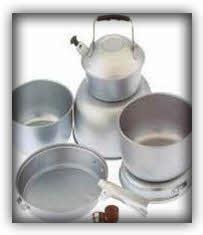 ظروف آلومینیومی