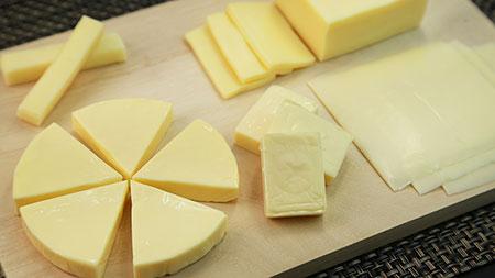 نحوه ی استفاده از انواع پنیر,کاربردهای انواع پنیر