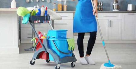 درخواست نظافتچی, درخواست نظافتچی منزل, قبل از درخواست نظافتچی منزل