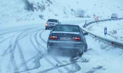 رانندگی در برف, شیوه رانندگی در برف