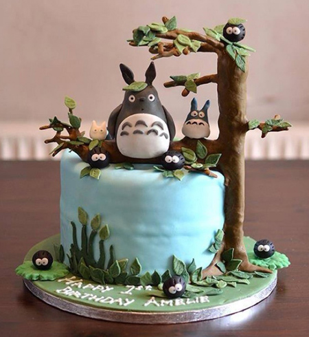 کیک تولد بچه گانه, مدل کیک بچه گانه