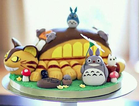 کیک های جدید بچه گانه, کیک های شیک بچه گانه