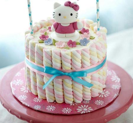 مدل تزیین کیک,ایده هایی برای تزیین کیک