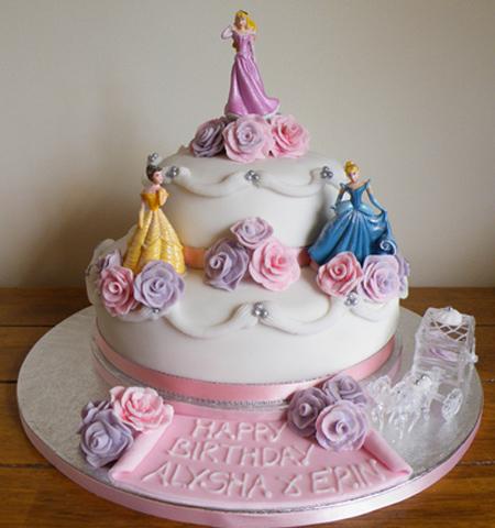 ایده برای کیک تولد,کیک تولد زیبا