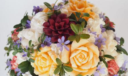 تصاویری از تزیین میوه آرایی و گل آرایی, میوه آرایی های شیک