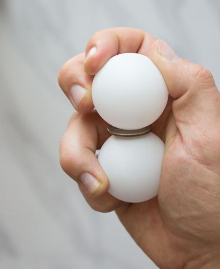 آموزش شکستن تخم مرغ,آموزش شکستن تخم مرغ با یک دست