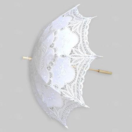 عکس چتر سفید عروس,مدل چتر عروس