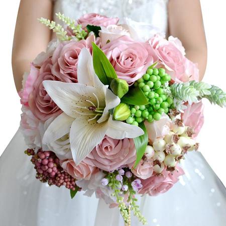 شیک ترین مدل دسته گل عروس,مدل دسته گل عروس