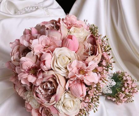 انواع دسته گل عروس, آشنایی با انواع دسته گل عروس