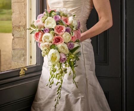 انتخاب دسته گل عروس,راهنمای خرید دسته گل عروس