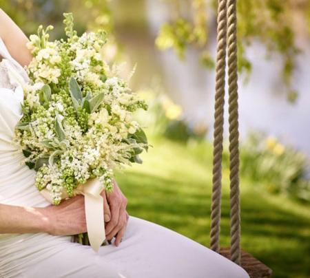 آشنایی با انواع دسته گل عروس, دسته گل های زیبای عروس