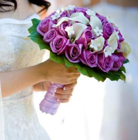مدل دسته گل عروس,انواع دسته گل عروس