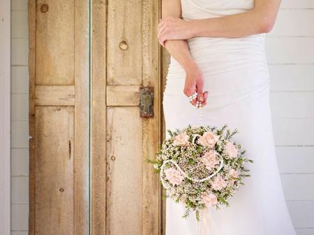 آشنایی با انواع دسته گل عروس,دسته گل های زیبای عروس