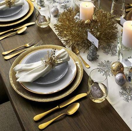 نحوه چیدمان میزغذاخوری عروس,چیدمان میز غذاخوری در جهیزیه