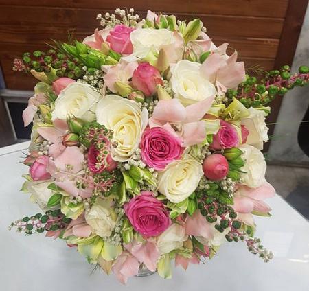 مدل دسته گل عروس طبيعي, جديدترين دسته گل عروسي