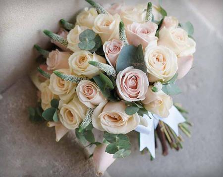 مدل هاي دسته گل عروس, مدل دسته گل مصنوعي