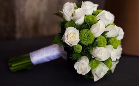 مدل دسته گل سفید عروس, دسته گل های سفید عروس
