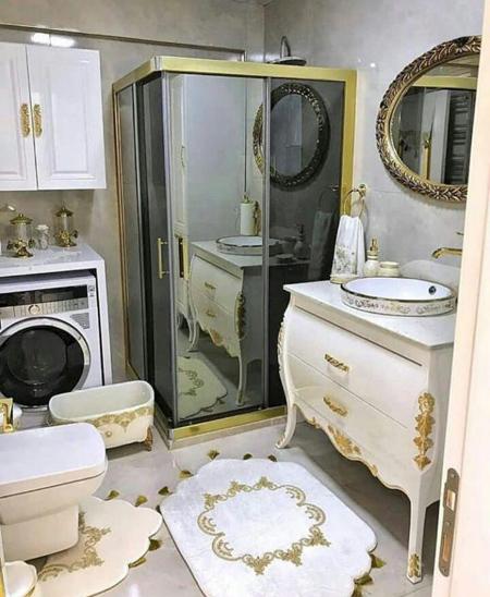 تزیین حمام عروس, شیک ترین تزیینات حمام عروس