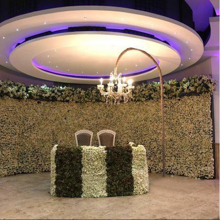 جایگاه عروس و داماد,تزیین جایگاه عروس و داماد