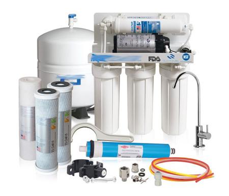 شناخت دستگاه تصفیه آب خانگی, بهترین دستگاه تصفیه آب