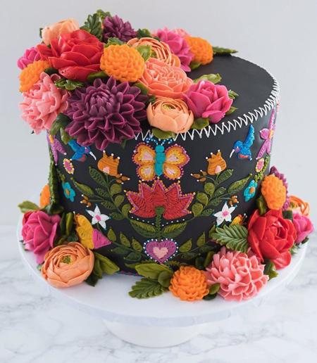 جالب ترین تزیینات کیک, تزیین جالب کیک تولد