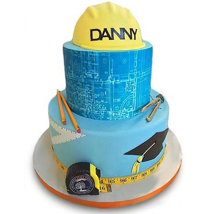 کیک های مناسبتی,مدل کیک های روز مهندس