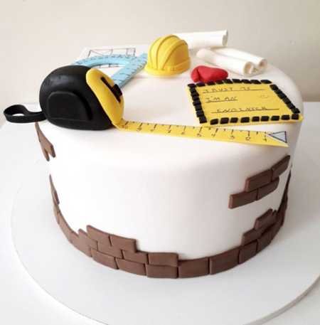 کیک های مناسب روز مهندس,کیک های روز مهندس
