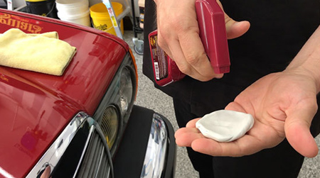 راهنمای شستشوی خودرو,مراحل تمیز کردن خودرو