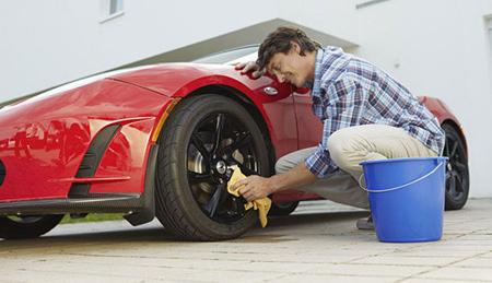 تمیز کردن ماشین,راهنمای شستشوی خودرو