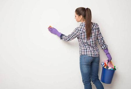 تمیز کردن مداد رنگی از روی دیوار,پاک کردن مداد رنگی از روی دیوار,روش های تمیز کردن مداد رنگی از روی دیوار