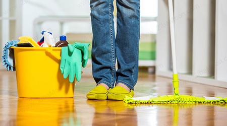 تمیز نگه داشتن خانه,برنامه ریزی برای تمیز نگه داشتن خانه