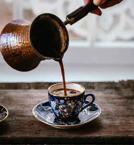 ست قهوه خوري, ست هاي قهوه خوري