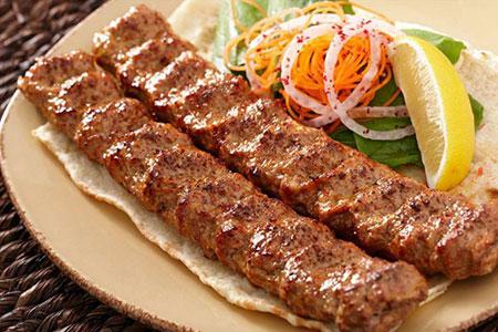 تزیینات زیبای نان و کباب, عکس های تزیین نان و کباب
