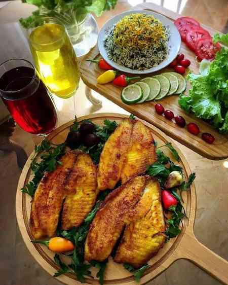 تزیینات ماهی, تزیین ماهی شکم پر