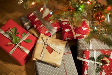 تزیین کردن هدایای روز کریسمس, مدل تزیینات هدیه روز کریسمس