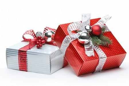 تزیین هدایای روز کریسمس, تزیین کردن هدایای روز کریسمس