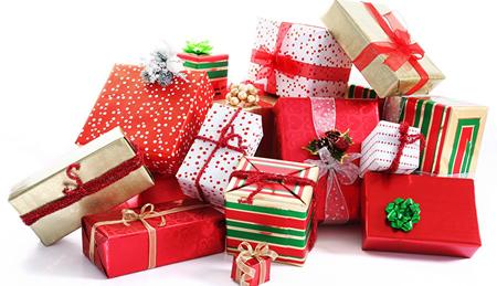 مدل تزیینات هدیه روز کریسمس, هدایای ویژه سال نو