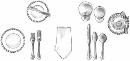 چیدمان میز غذاخوری,نکاتی برای چیدمان میز غذاخوری