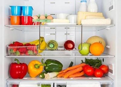 مدت زمان نگهداری مواد غذایی,راهنمای نگهداری موادغذایی