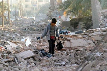 درباره زلزله,نکاتی برای زلزله