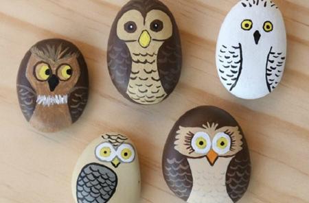 طراحی روی سنگ,نقاشی رو سنگ