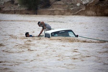 راهکارهای مقابله با سیلاب ها
