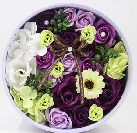 مدل جعبه گل,جعبه گل هدیه