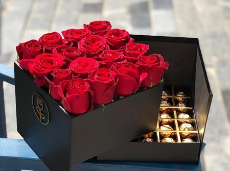 تزیین باکس های گل, تزیینات جدید باکس گل